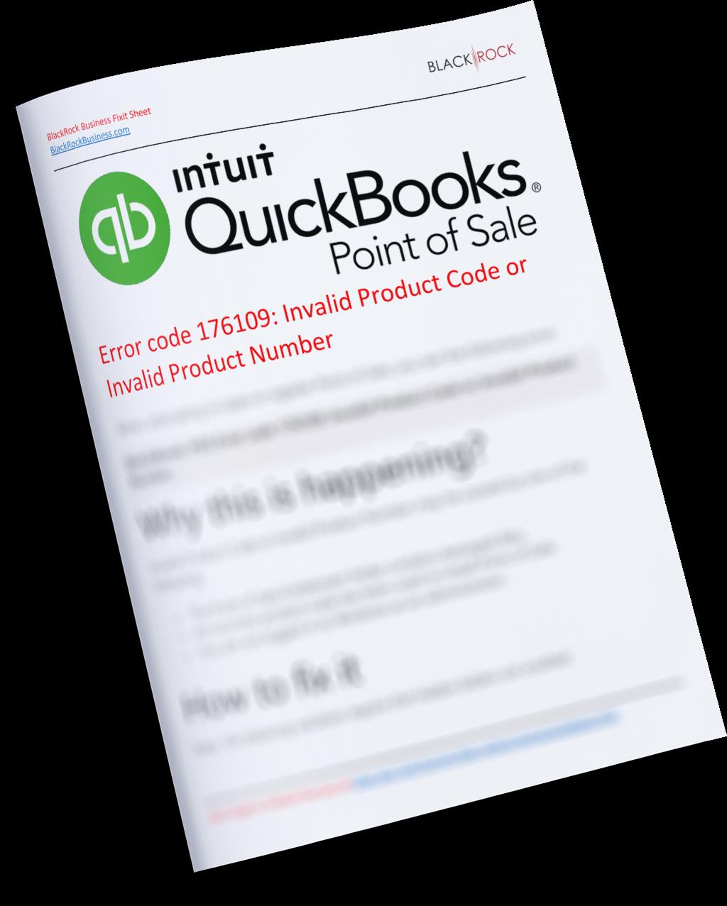 Quickbooks Pos V18 Crack